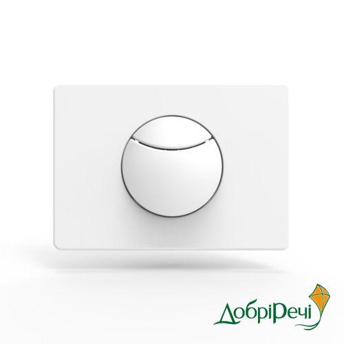 Кнопка для инсталляции Sanit 16.703.01.0000 белая