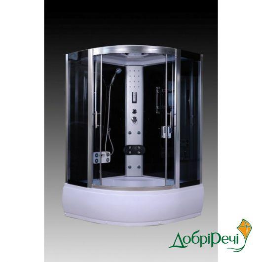 AquaStream Comfort 150 HB с гидромассажем в поддоне