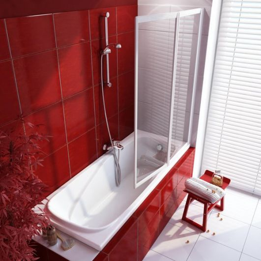 Акриловая прямоугольная ванна Ravak Vanda II 170x70 CP21000000