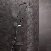 Kludi A-QA Dual Shower System 6609505-00