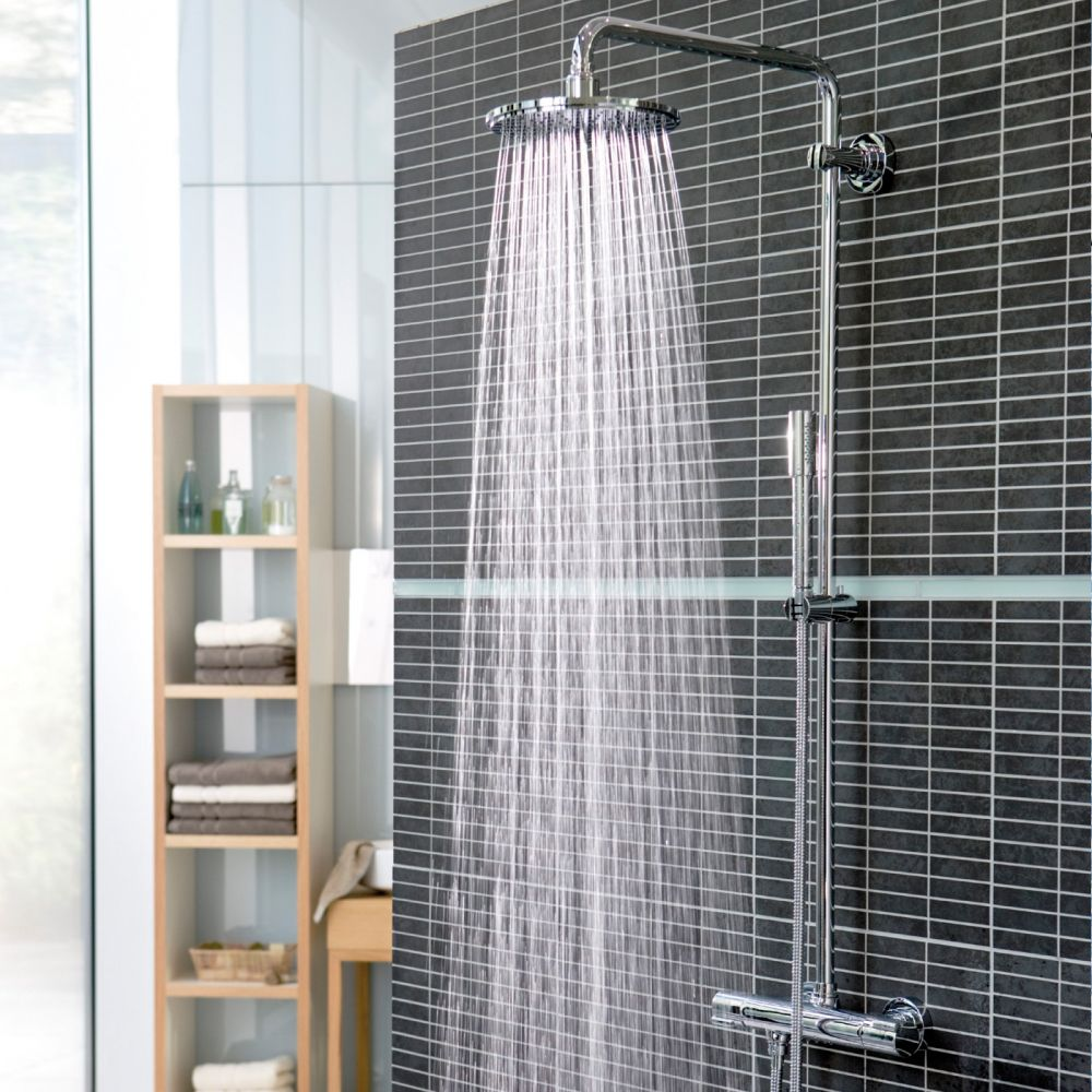 Grohe Rain Shower - Shower Ideas