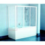 Неподвижная стенка Ravak APSV-70 белый+Transparent 95010102Z1