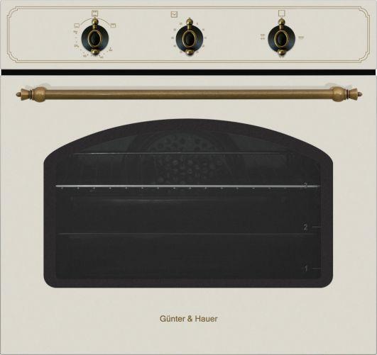 Духовой шкаф Gunter&Hauer EOT 658 IVR айвори