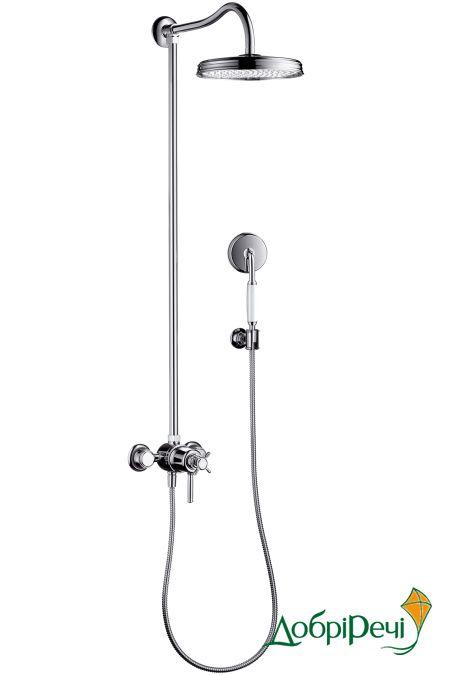 Душевая система Axor Montreux 16570820 Шлиф. Никель