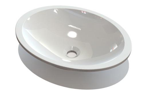 Умывальник Fancy Marble Pat 500 3305101