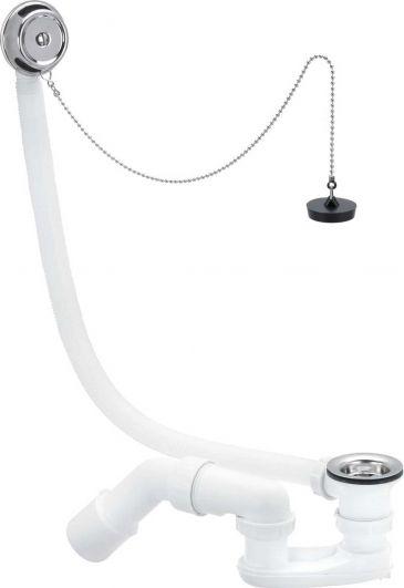 Сифон для ванны с пробкой Viega 311537