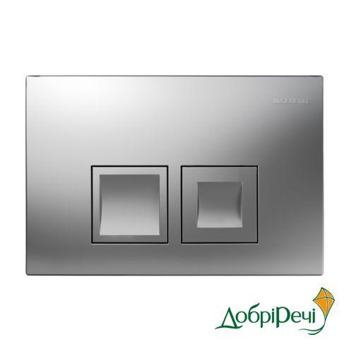 Кнопка для инсталляции Geberit Delta 50 115.135.46.1 матовый хром
