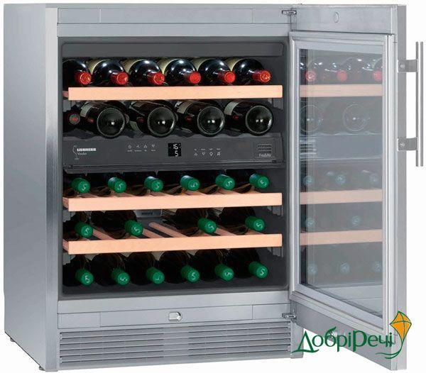 Холодильник для вина Liebherr WTes 1672