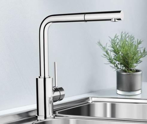 Кухонный смеситель Blanco MILA S 519810