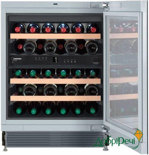 Холодильник для вина Liebherr UWT 1682