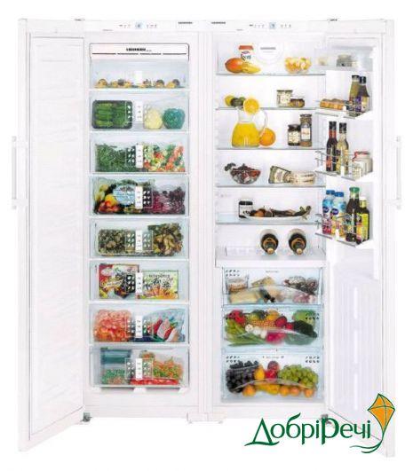 Холодильник Side-by-side Liebherr SBS 7253