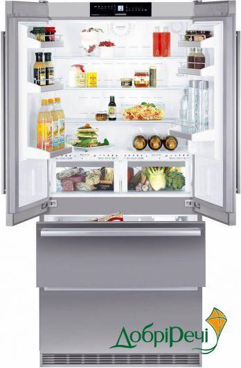 Многодверный холодильник Liebherr CBNes 6256