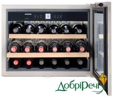 Холодильник для вина Liebherr WKEes 553