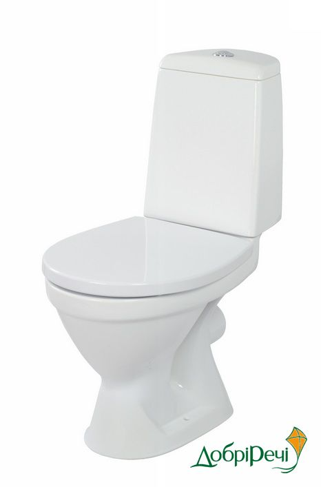Cersanit Arktik 011 с сиденьем SoftClose