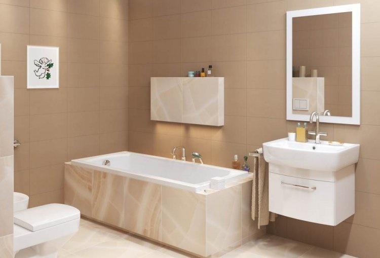 Классические акриловые ванны