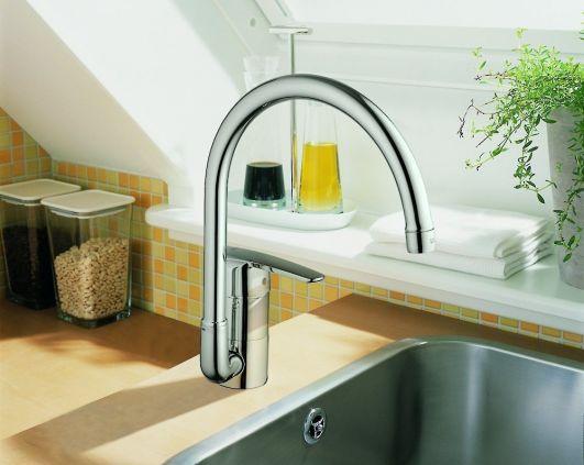 Кухонный смеситель Grohe Euroeco 32752000