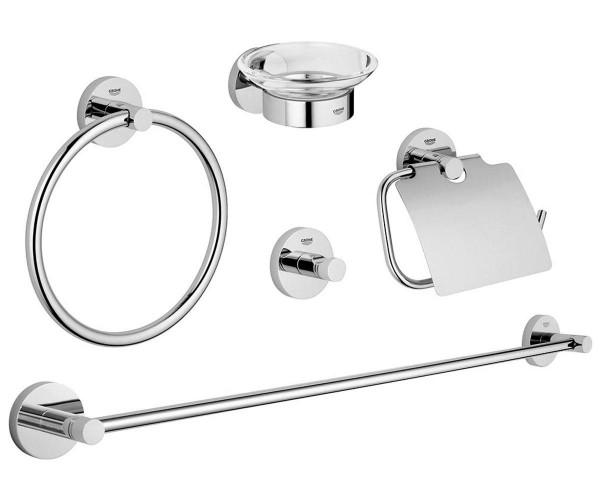 Комплект аксессуаров Grohe Essentials 40344001