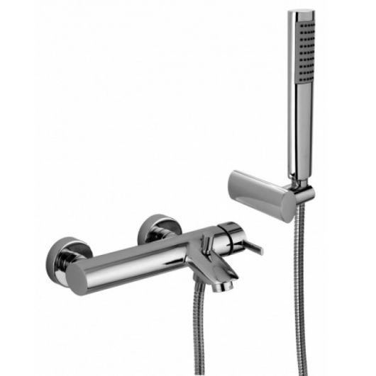 Смеситель для ванны с душем Paffoni BERRY BR 026 CR