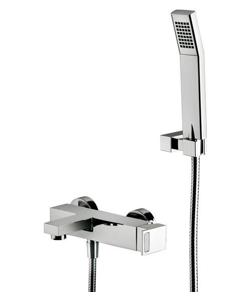 Смеситель для ванны с душем Paffoni EFFE EF 023 CR