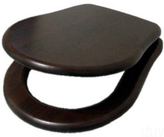 Сиденье для унитаза Kerasan Retro 108640 бронза SoftClose