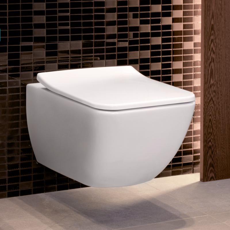 villeroy boch venticello 4611r001 directflush. Black Bedroom Furniture Sets. Home Design Ideas