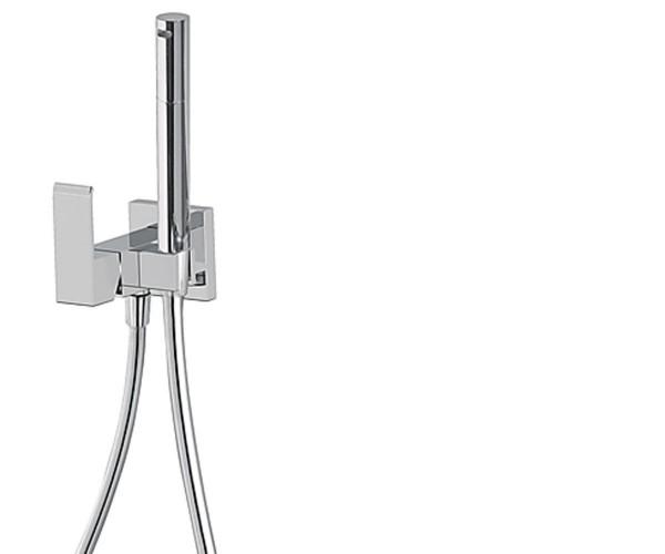Гигиенический душ Tres Cuadro 006.123.01 со смесителем