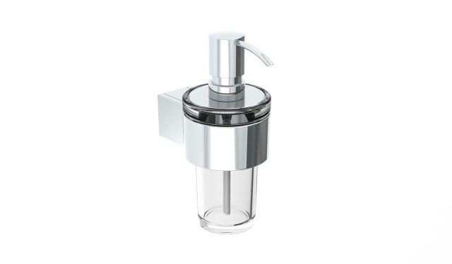 Дозатор жидкого мыла Emco Liaison 172100102