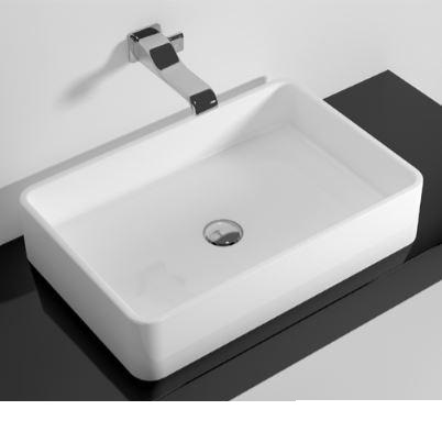 Умывальник Flaminia Miniwash 60 MWL60 (600х400)