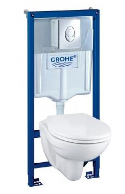 Grohe Rapid SL 38721001+Grohe Solido Perfec 39192000