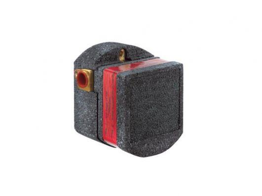 Внутренняя часть электронного смесителя для умывальника Kludi 38001