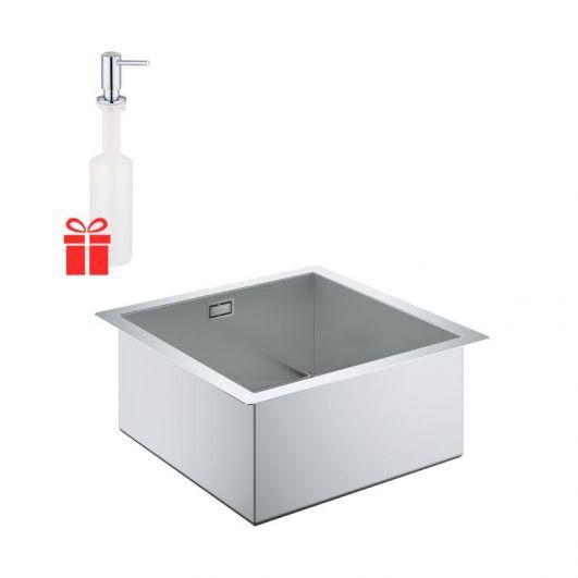 Кухонная мойка Grohe K700 31578SD0 + в подарок дозатор Grohe EX Contemporary 40536000