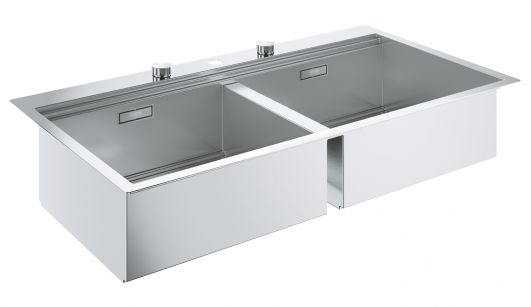 Кухонная мойка Grohe K800 31585SD0