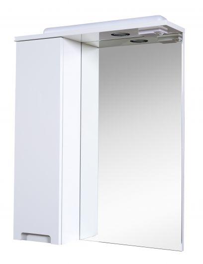 Зеркальный шкаф Аква Родос Квадро 60