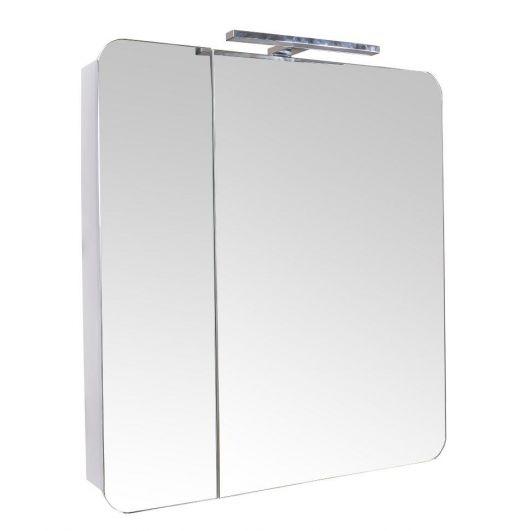 Зеркальный шкафчик Аква Родос Рома 70