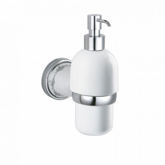 Дозатор жидкого мыла Аква Родос Виктория 7432