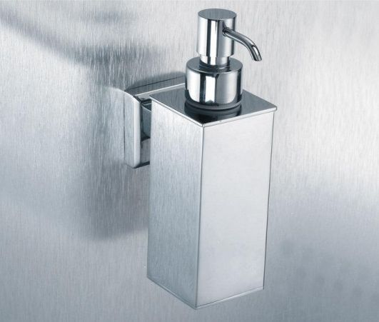 Дозатор жидкого мыла Аква Родос Леонардо 9932