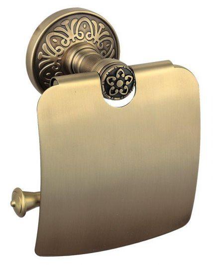 Держатель туалетной бумаги Аква Родос Милано 9626 закрытый