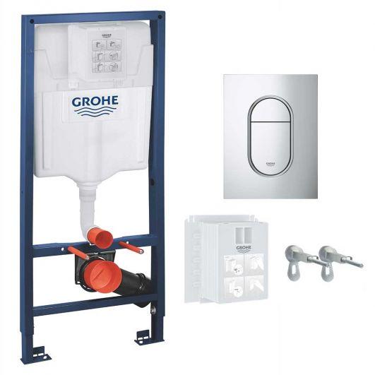Инсталляция для унитаза Grohe Rapid SL 39504000