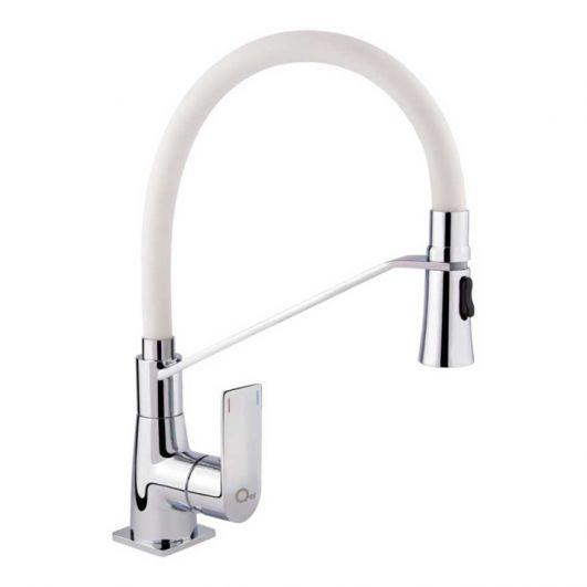 Кухонный смеситель Q-tap Estet CRW-007F