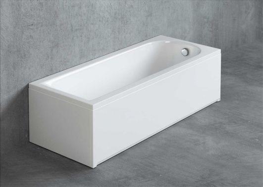 Акриловая ванна Radaway NEA 160x70 с ножками