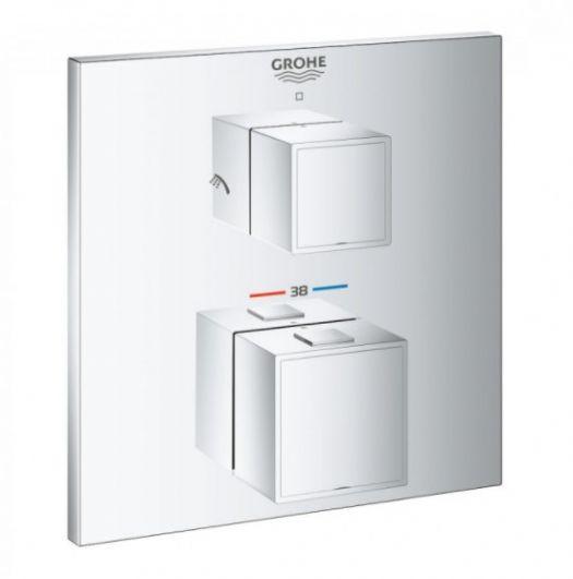 Термостат Grohe Grohtherm Cube 24154000