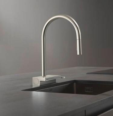 Змішувач кухонний Hansgrohe Aquno Select M81 3jet 73831800
