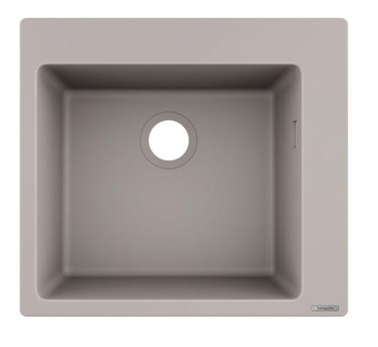 Кухонна мийка Hansgrohe S510-F450 43312380