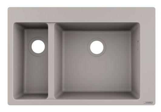 Кухонна мийка Hansgrohe S510-F635 43315380