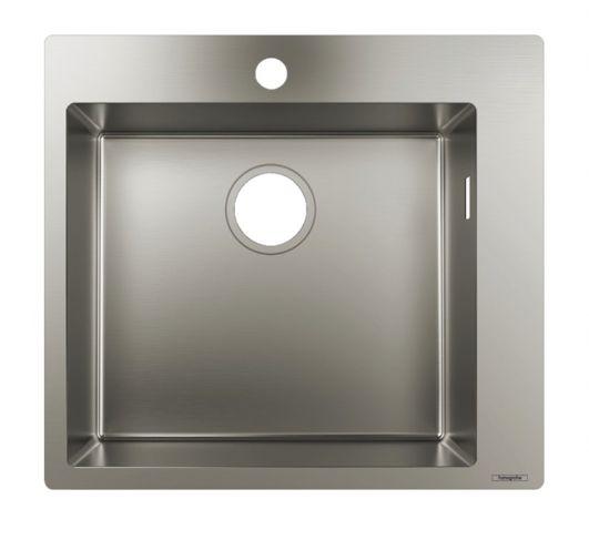 Кухонна мийка Hansgrohe S711-F450 43301800