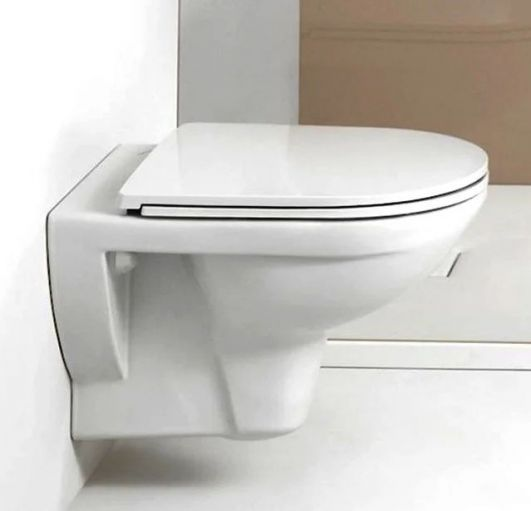 Безобідковий унітаз Laufen Pro H8669510000001 з сидінням Soft-Close