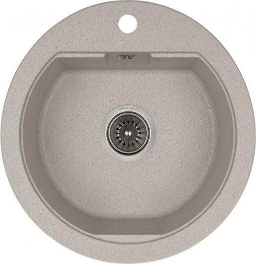 Кухонна мийка GRANADO Lugo Gris 2808