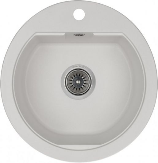 Кухонна мийка GRANADO Lugo White 2805