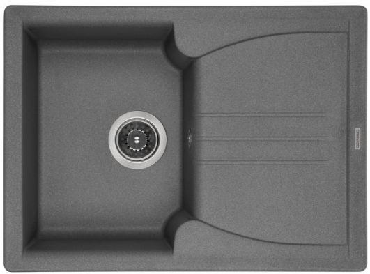 Кухонна мийка Granado Salamanka Grafito 0609