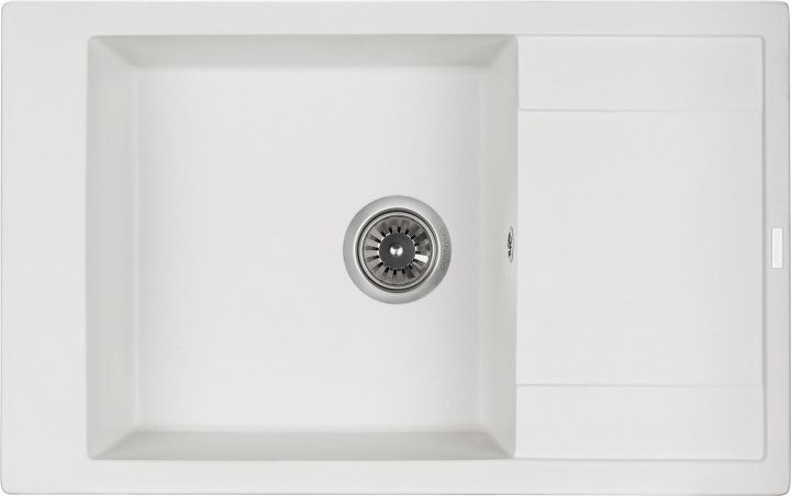 Кухонна мийка Granado Almeria White 3105
